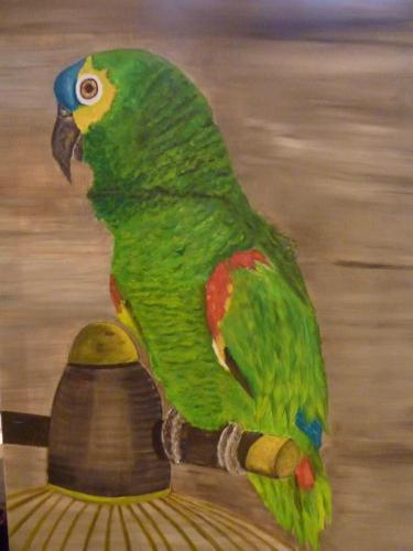 papagaai (Gerda Barend)